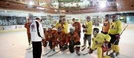 Berawal dari Komunitas, Indonesia Kini Punya Timnas Hoki Es