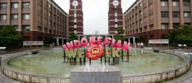 """""""The Untold Indonesia"""", Pelajar Indonesia di Jepang Berkarya dalam Indonesian Week 2016"""