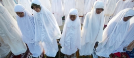 Indonesia's own blend of Islam