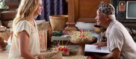 Inilah Kisah yang Mengubah Hidup Penulis Eat, Pray, Love Ketika Berkunjung ke Indonesia