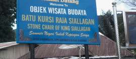 Merekam Jejak Raja Batak di Huta Siallagan