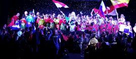 Mengungguli Negara-negara Raksasa, Indonesia Juara Festival Folklore Dunia