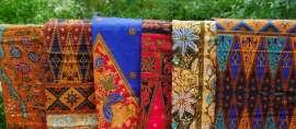 Pesona Kain Tradisional Indonesia yang Indah dan Menawan