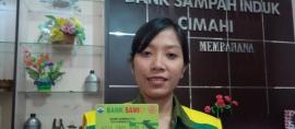 Kartu ATM Bank Sampah Pertama di Indonesia