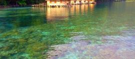Keindahan Pantai Ora di Maluku Tengah