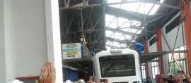 15 Bus Feeder Siap Layani Penumpang Kereta Bandara