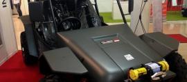 Komodo mobil off-road karya anak bangsa