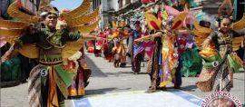 Kostum Budaya dari UNY jadi yang Terbaik di Festival Kostum Dunia