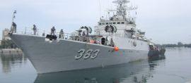 Inilah Kapal Perang RI yang Tembak Kapal China di Perairan Natuna