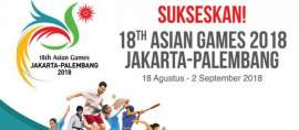 Indonesia Siap Sambut Asian Games 2018