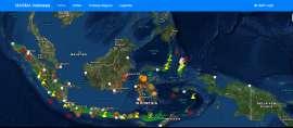 Keren, Aplikasi Deteksi Status Gunung Api Buatan Anak Bangsa Makin Diminati Dunia
