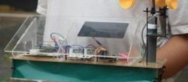 Mahasiswa UI Ciptakan Stasiun Cuaca Portable