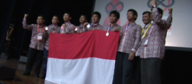 Medals for Indonesia from Competitions Around the World