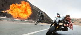 "Mengapa Tom Cruise Sebut ""Jakarta"" di Mission Impossible 5"