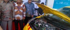 Universitas Indonesia Berhasil Luncurkan 4 Kendaraan Listrik