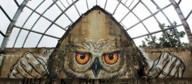 """Mural Karya Seniman Bali Masuk dalam daftar """"20 Seni Jalanan Paling Mengejutkan 2015"""""""
