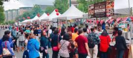 """Hari Batik Nasional dan Festival """"Made In Indonesia"""" di Amerika"""