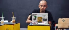 Manfaatkan Tape Recorder Usang, Karya Seniman Indonesia Tampil di Museum Bergengsi Kota London