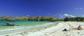 Pantai Tanjung A'an, Pantai Cantik Yang Mendapat Julukan Pantai Merica