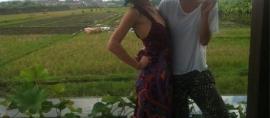 Paris Hilton praised for Bali