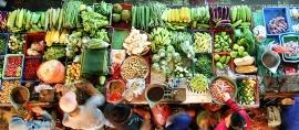 Keren, Pedagang Pasar Tradisional di Indonesia Akan Gunakan Aplikasi Online