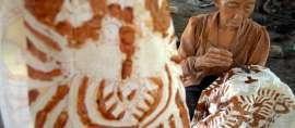 Eksotisme di Balik Tradisi Mistis Batik Madura
