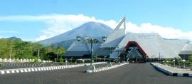 Pertama di Asia Tenggara, Museum Gunung Api Merapi