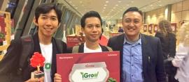 Perwakilan Startup Indonesia Raih Juara 2 di Istanbul