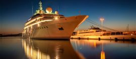 Kapal Pesiar Bakal Mudah Bersandar di Indonesia