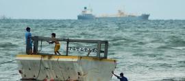 Pria Lulusan SMK ini Ciptakan Pembangkit Listrik Tenaga Gelombang Laut
