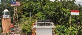 Jelajah Tanjung Datu, Menyusuri Garis Batas Negeri