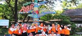 Pulau Ayer Wisata Pulau Seribu Yang Terdekat Dari Jakarta
