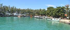 Pulau Pari | Wisata Pantai Pasir Perawan Yang Cukup Terkenal