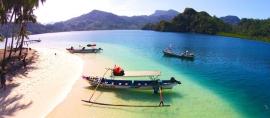 Pulau Tropis Indah di Sumatera Barat