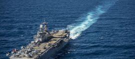 Putra Cilacap, Mekanik Terbaik di Kapal Induk AS