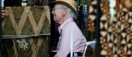 Ratu Denmark Berharap Ada Orang Indonesia Mengajar Batik di Negaranya