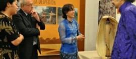 RI Sumbang Sasando ke Museum Musik Etnik Spanyol