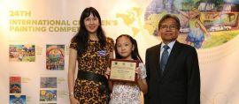 Karya Anak SD Jambi ini Kalahkan 63 Ribu Peserta dari 66 Negara