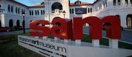 Karya Instalasi Surealis Seniman Indonesia Tampil di Museum Seni Singapura