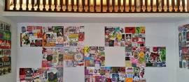 Museum Stiker Pertama Asia, Ada di Indonesia