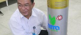 Satu lagi Anak Bangsa Ciptakan Alat Penyaring Asap