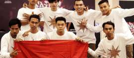 Garudayana, Tim Breakdance Indonesia yang akan bertanding di Thailand