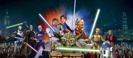 Stars Wars : The Clone Wars. Merah Putih