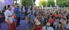 Sukses di Pergelaran Pertama, Festival Indonesia di Rusia akan diadakan Setiap Tahun