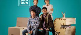 Sulap Kardus Jadi Kursi Duduk Mahasiswa ITS Ciptakan Dus Duk Duk