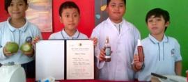 Temukan Formula Anti Rayap, Bocah SD asal Semarang Raih Medali di Korea Selatan