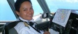 Test Pilot Perempuan Satu-satunya di Asia