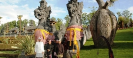 The Kingdom Of Ganesha: Indonesian Park In The Heart Of Europe
