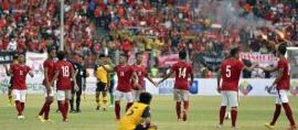 Timnas Indonesia U-23 Kalahkan Brunei 2-0