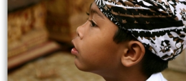 Udeng, Ikat Kepala khas Kaum Pria Pulau Dewata